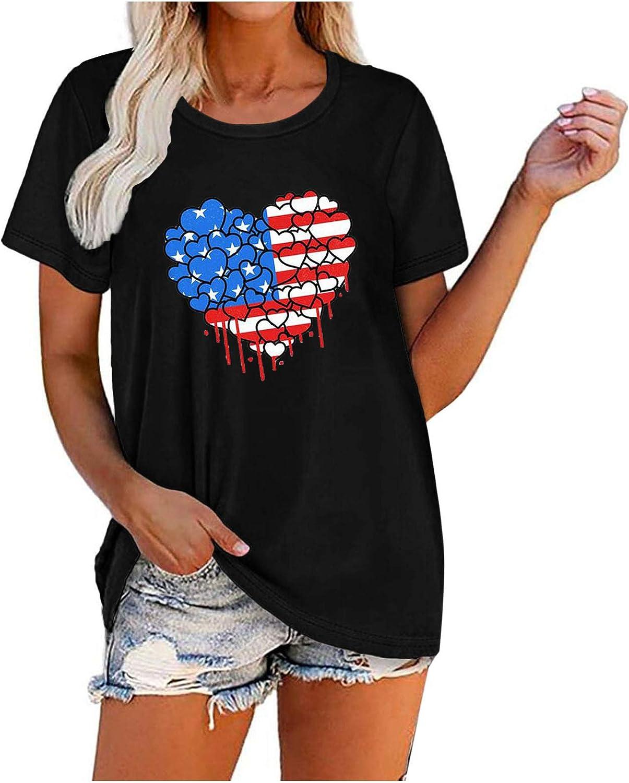 Camiseta Corta con Cuello Redondo y Estampado de Mariposas a la Moda para Mujer, Blusa Suelta, Camisa Superior,Camiseta Ropa De Calle Blusas Informal Tops,YANFANG