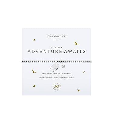 Joma Jewellery a little Adventure Awaits bracelet kvwZGAPL