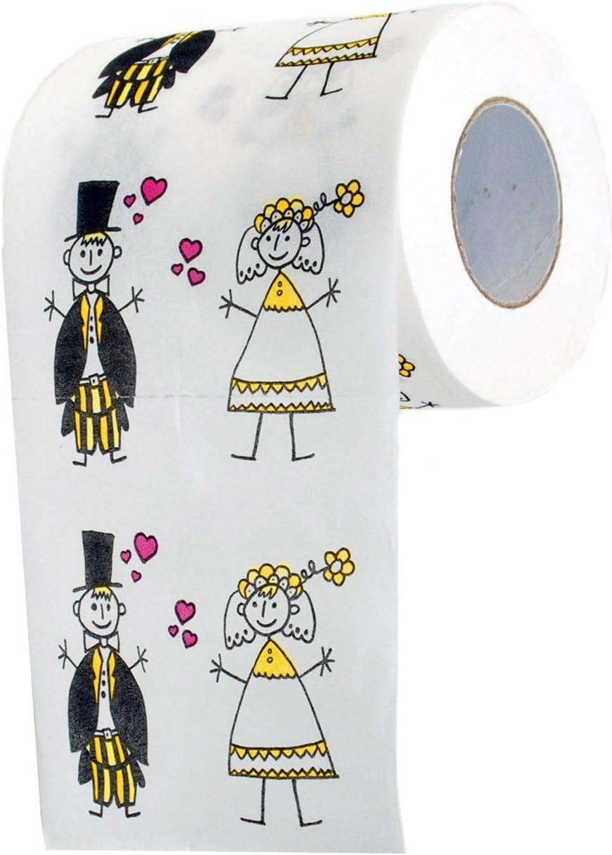 Hochzeit Toilettenpapier  Wedding day