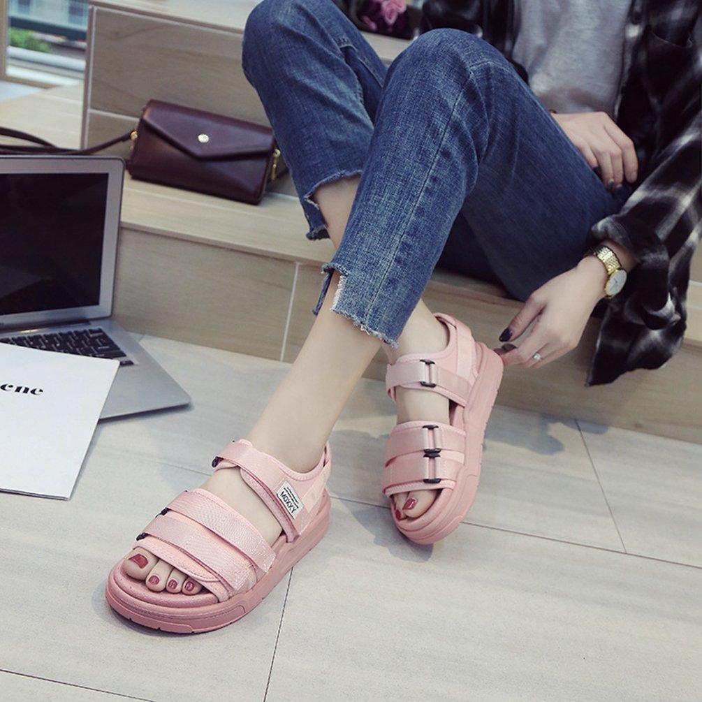 0be3ba168a0 Femme Sneaker Sandale Basket Chaussure Sport Outdoor pour Mer Plage avec  Plateforme Imperméable Pantoufle Chaussure a ...
