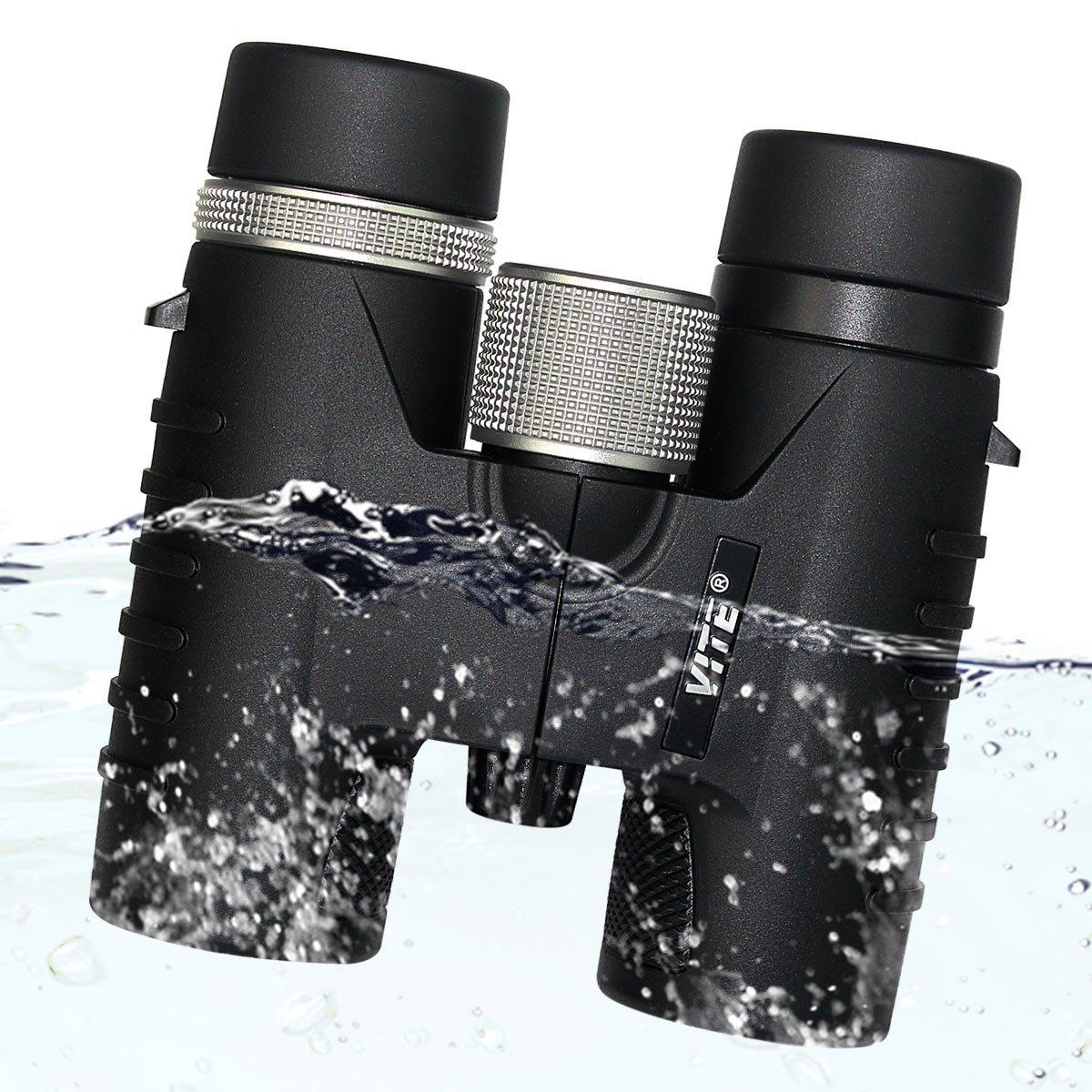 Vite VT 22双眼鏡8 x 32 8 x 42 10 x 32 10 x 42 mm防水Fogproof bak4ルーフプリズムHD Clarity for Shooting Hunting Bird Watchingアウトドア B01EH3ZWAI 10x32 10x32