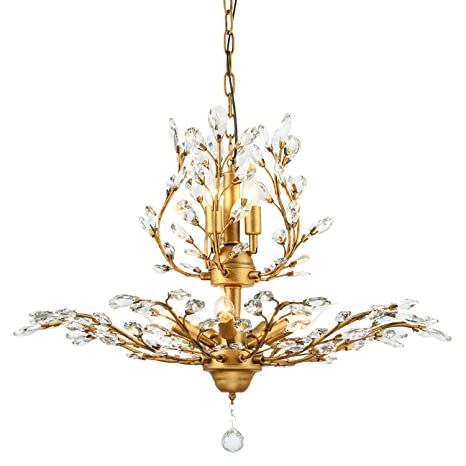 Ceiling Lights & Fans Capable New Led Chandeliers For Living Room Bedroom Dining Room Acrylic Iron Body Interior Home Chandelier Lamp Fixtures Fine Workmanship