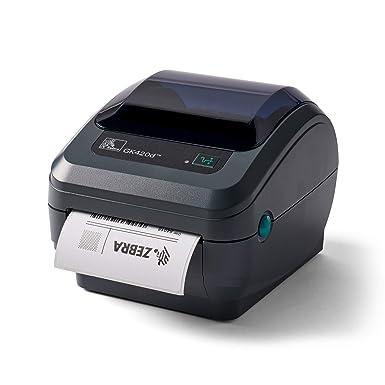 Zebra GK420d Direct Thermal Desktop Printer
