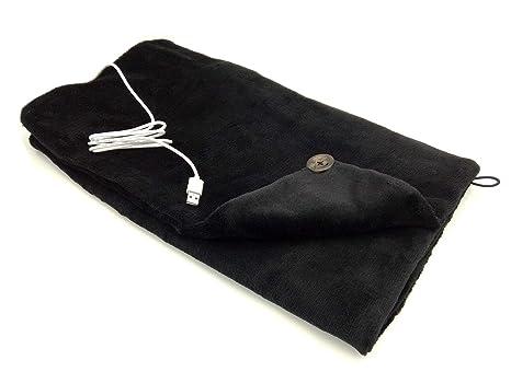 Amazon.com: Sbeauty - Manta de calefacción eléctrica USB ...