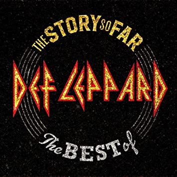 def leppard the story so far the best of def leppard 2 cd