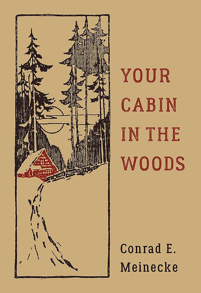 Your Cabin in the Woods coffee table book