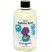 Natural Baby Bubble Bath - Dewey's Bubble Bath for Sensitive Skin - Eucalyptus,...