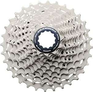 Shimano Ultegra CS-R8000 Cassette 11-fold Grey Design 11-32T 2018 7 Speed Freewheel