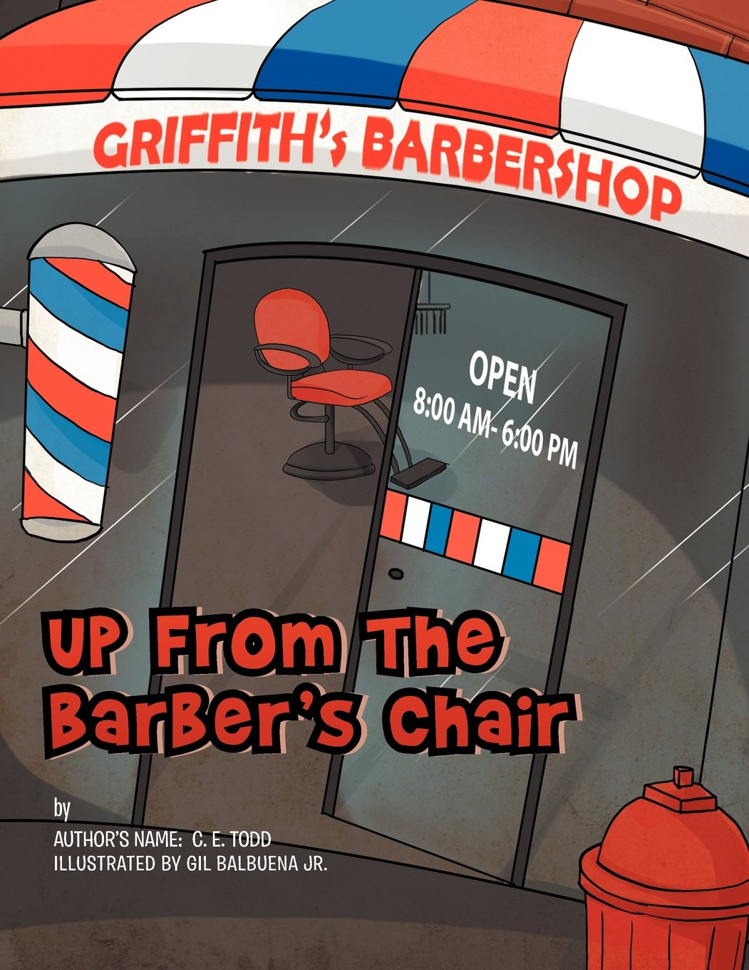 Up from the Barber's Chair pdf epub