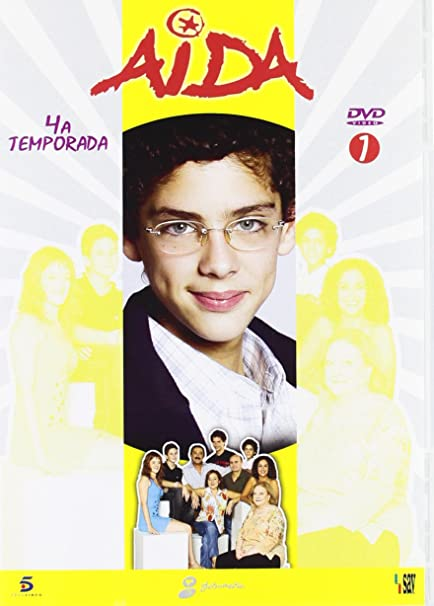Amazon.com: Aida 4ª Temporada (Spain - Importation): David Castillo, Ana Maria Polvoro Carmen Machi: Movies & TV