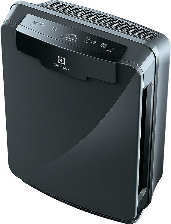 Electrolux EAP450 60dB Negro - Purificador de aire (495 m³/h, 60 dB, 2 m, Negro, HEPA/carbono, 480 mm): Amazon.es: Hogar