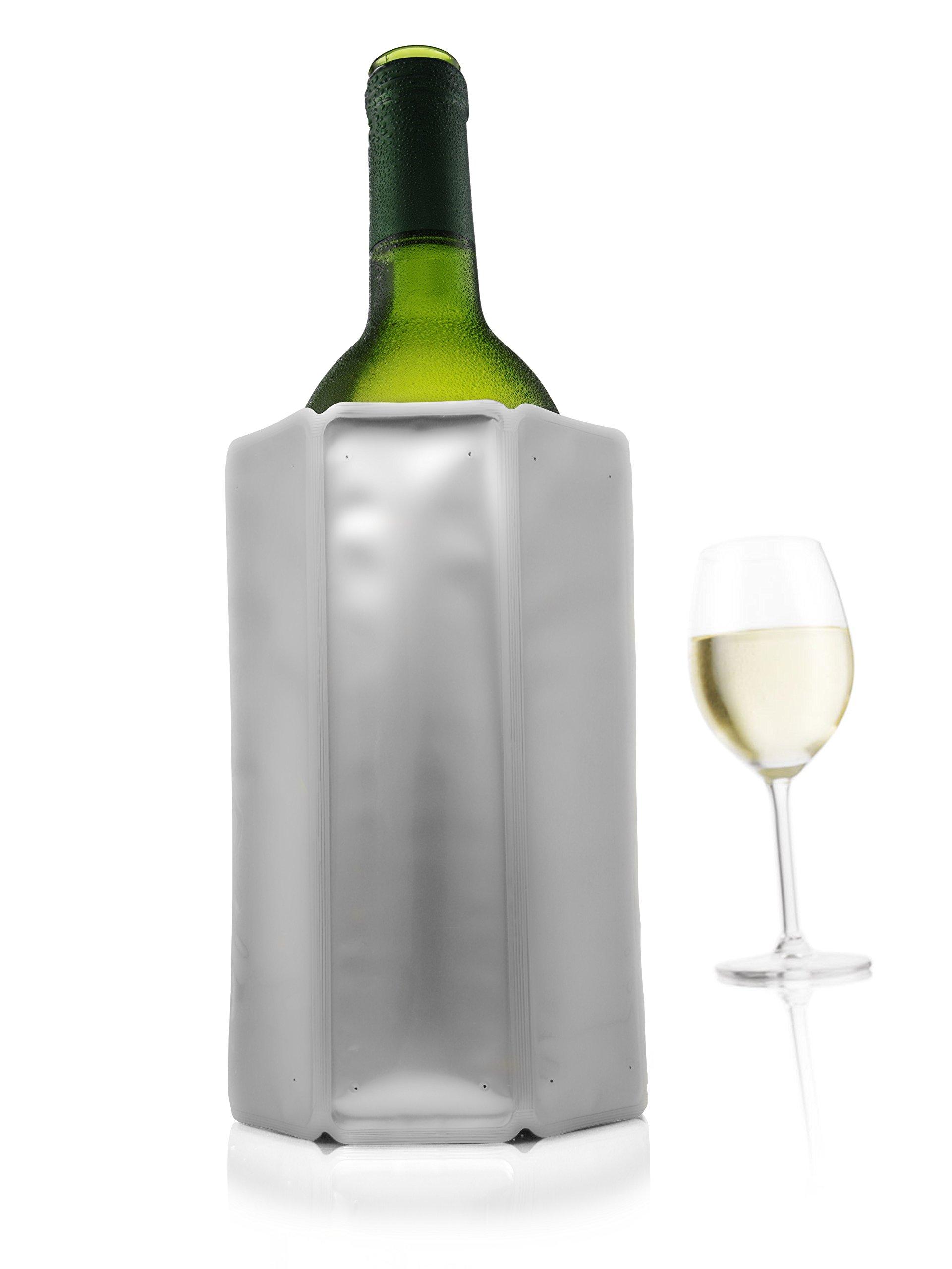 Vacu Vin Rapid Ice Wine Cooler - Chrome by Vacu Vin (Image #1)