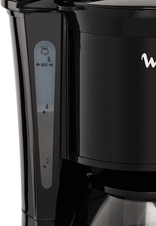 Caffettiera americana Moulinex FG1528 Principio Capacità 6 tazze Anti goccia