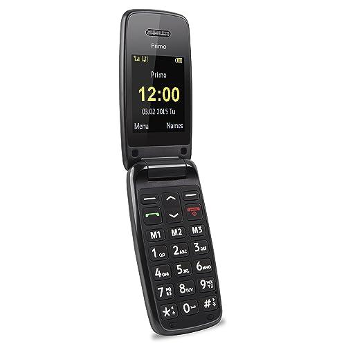 Doro Primo 401 UK SIM-Free Mobile Phone - Black