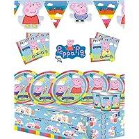 Peppa Pig Kit de Fiesta de cumpleaños