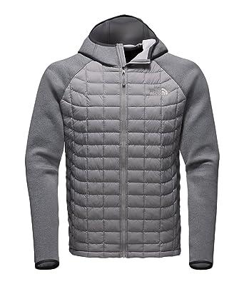 ce39eae40470 Amazon.com: The North Face Upholder Thermoball Hybrid Jacket: Clothing