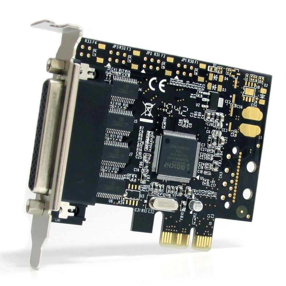 StarTech Pex4s553b - 4 Port Pci Express Serial Card by StarTech (Image #3)