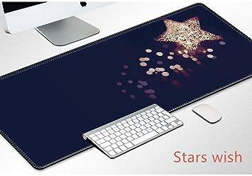 Extendido Teclado de escritorio – alfombrilla de ratón para Gaming tamaño grande 900 x 400 mm