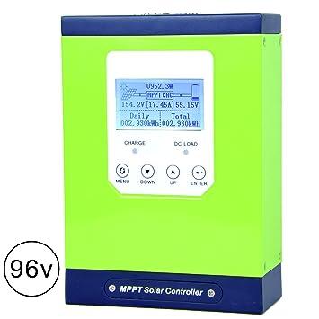 Sunnysky LCD Display MPPT Solar Charge Controller 60A 96V