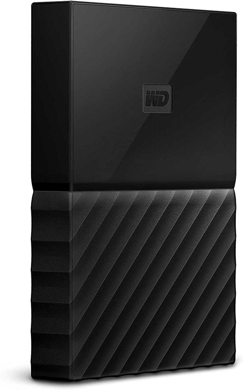 WD My Passport For Mac - Disco Duro Portátil de 4 TB, Negro ...