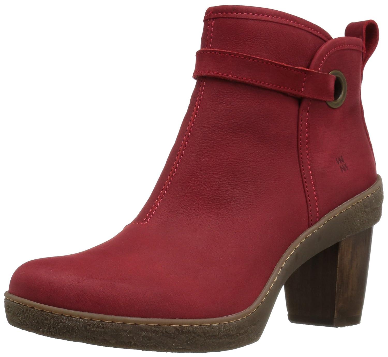 El Naturalista Women's Nf71 Lichen Ankle Bootie B01BHL6DU6 36 M EU / 6 B(M) US|Tibet