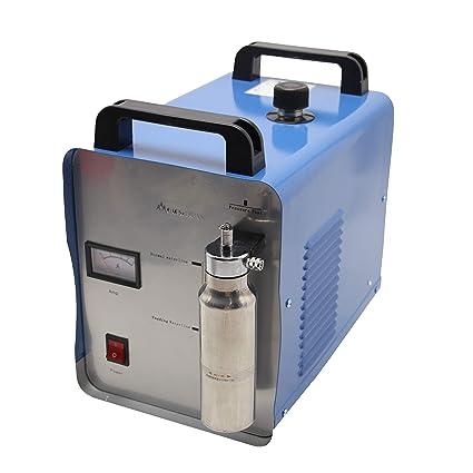 baoshi Shan h180 Reproductor de oxígeno Agua Plástico soldar, llamas de máquina pulidora, 95