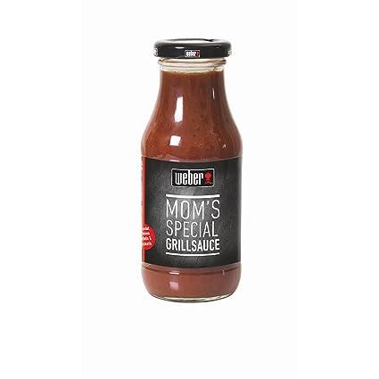 Weber Grill Sauce Moms Special Amazonde Lebensmittel Getränke