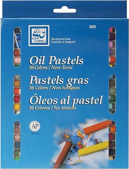 Loew Cornell Oil Pastels