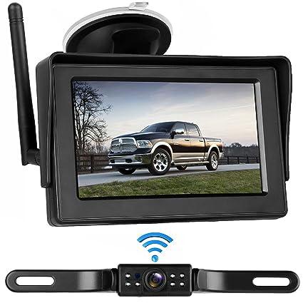 Parts & Accessories Rear View Monitors/cams & Kits Honest Car Rear View Reverse Backup Parking Camera 600tv Hd Cam Waterproof Night Vision