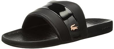 366e32fea806 Amazon.com  Lacoste Women s Fraisier Slides  Shoes