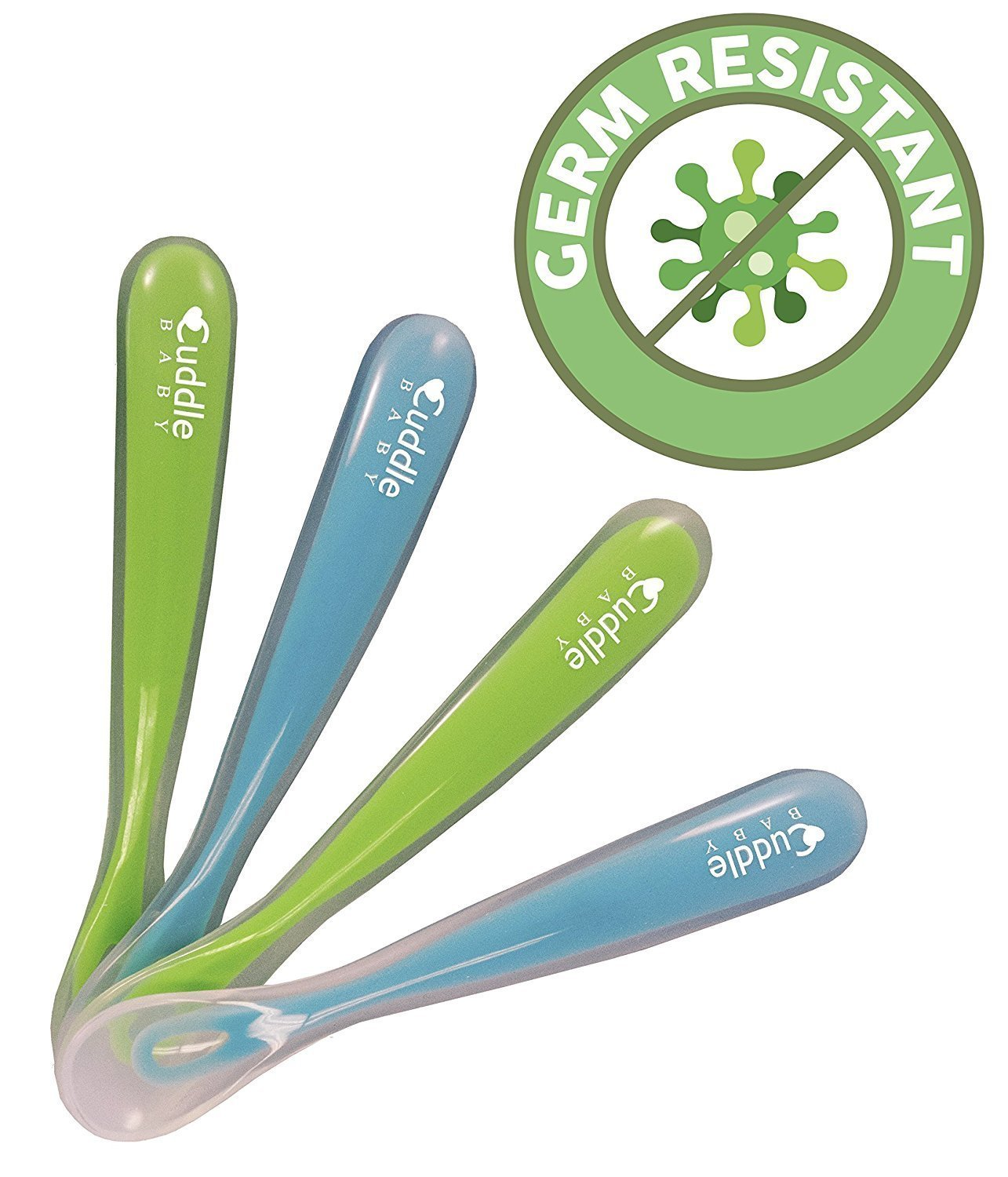 Top 9 Best Baby Spoons for Self Feeding Reviews in 2019 5