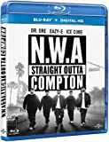 N.W.A Straight Outta Compton [Blu-ray + Copie digitale]