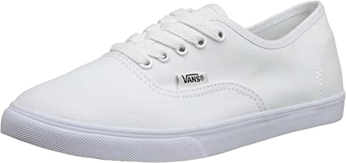 vans authentic lo pro blanche