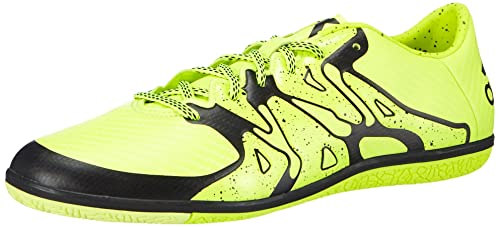 adidas Chaos Low Indoor, Men's Footbal Shoes, Yellow (Solar Yellow/Solar  Yellow
