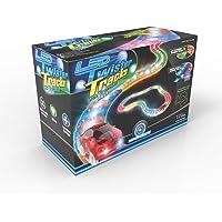Mindscope LED Laser Twister Tracks 12 Feet of
