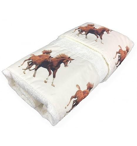 tex family Juego toallas caballo y caballos