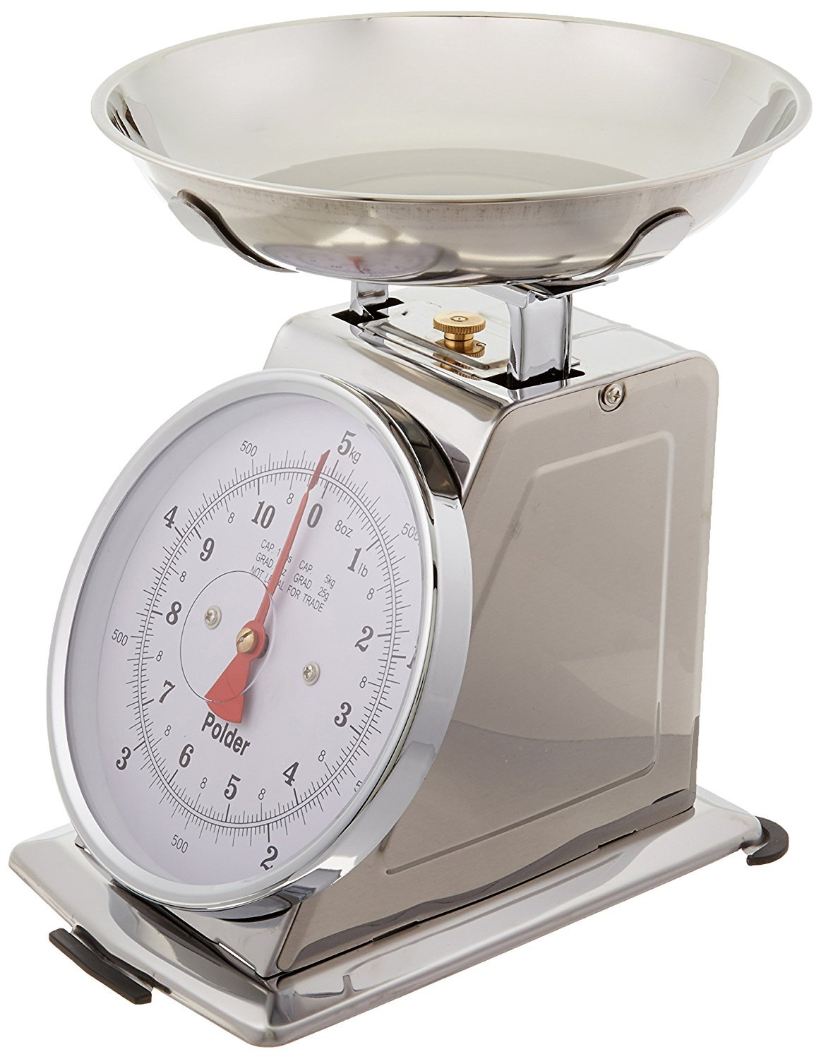 Amazon.com: Polder 985-75 Professional Stainless Steel Analog ...