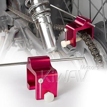 Motorcycle Motorbike Chain Alignment Tool KiWAV
