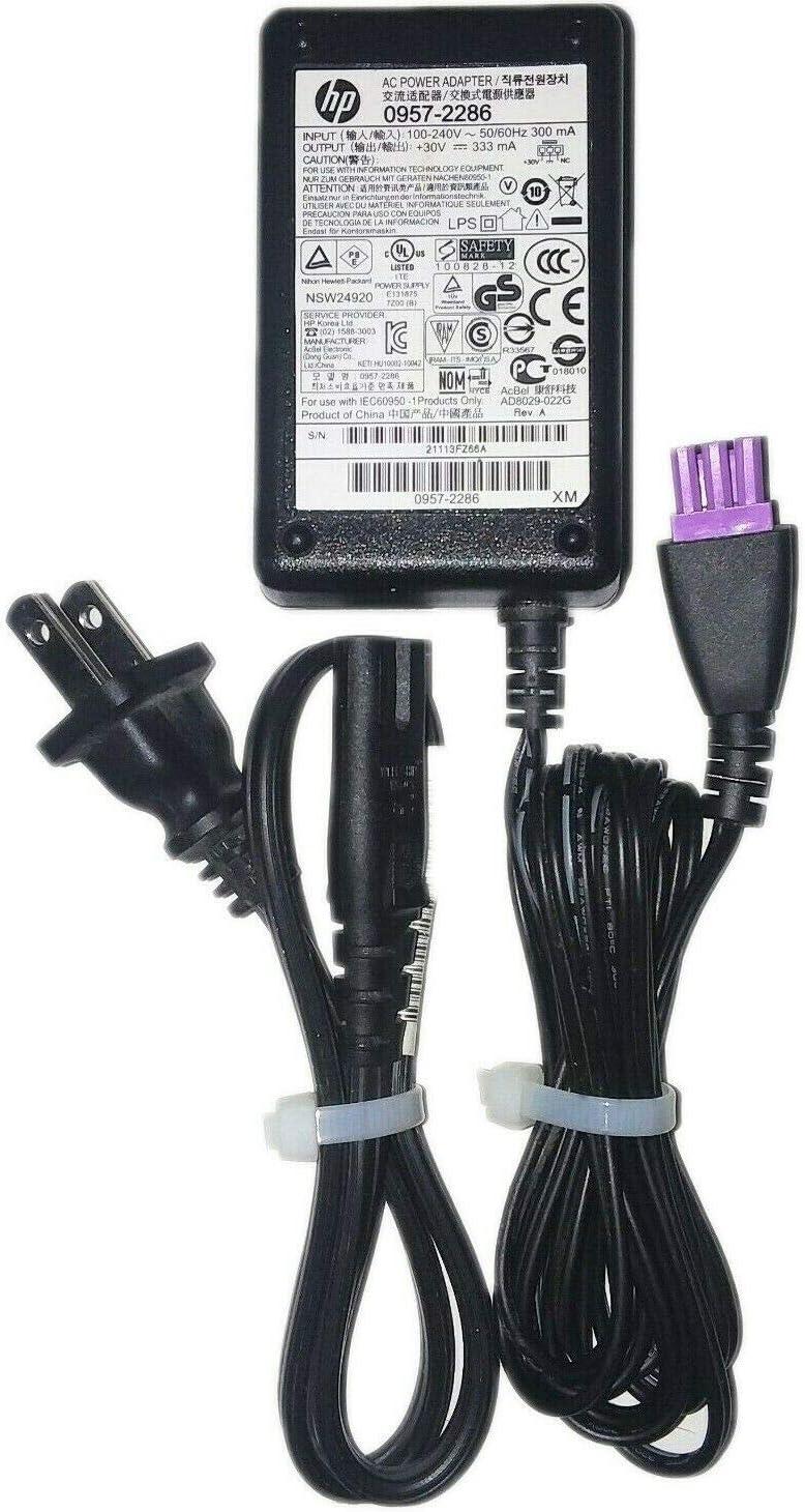 Genuine HP 0957-2398 AC Power Supply Adapter