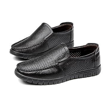 grand choix de 32d8a 00aa3 2018 Mocassins Chaussures Homme Classique Hommes Chaussures ...