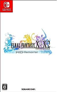 Amazon com: Final Fantasy X|X-2 HD Remaster - Nintendo
