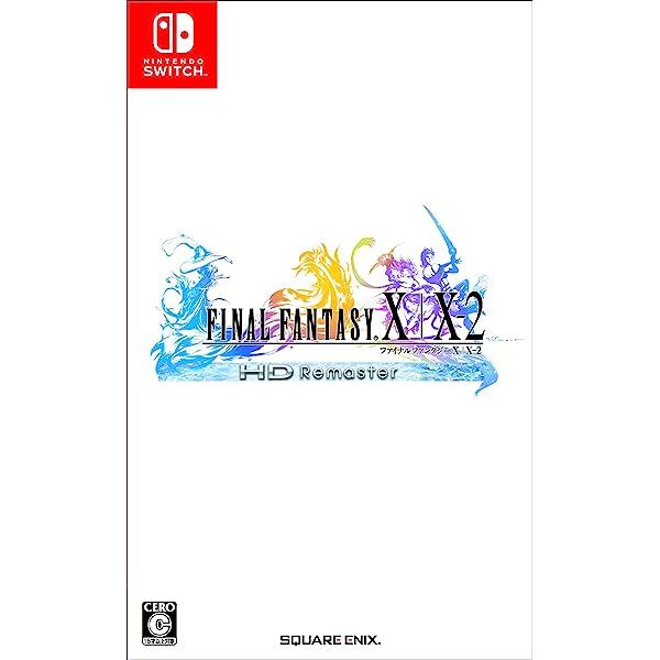 ファイナルファンタジーX/X-2 HD Remaster – Switch