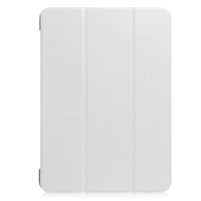 Schutztasche f/ür Lenovo Tab4 10 Plus 10.1 Zoll TB-X704F//L Ultra Slim Cover Hardcase aufstellbar Wake /& Sleep Funktion GRATIS Stylus Touch Pen