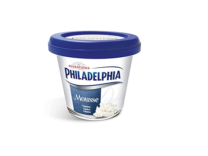 Philadelphia Queso Crema Mousse Original - 140 gr