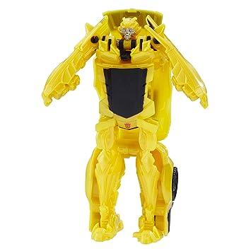 Hasbro Transformers MV5 The Last Knight 1 Step Turbo Changer Autobot Hound