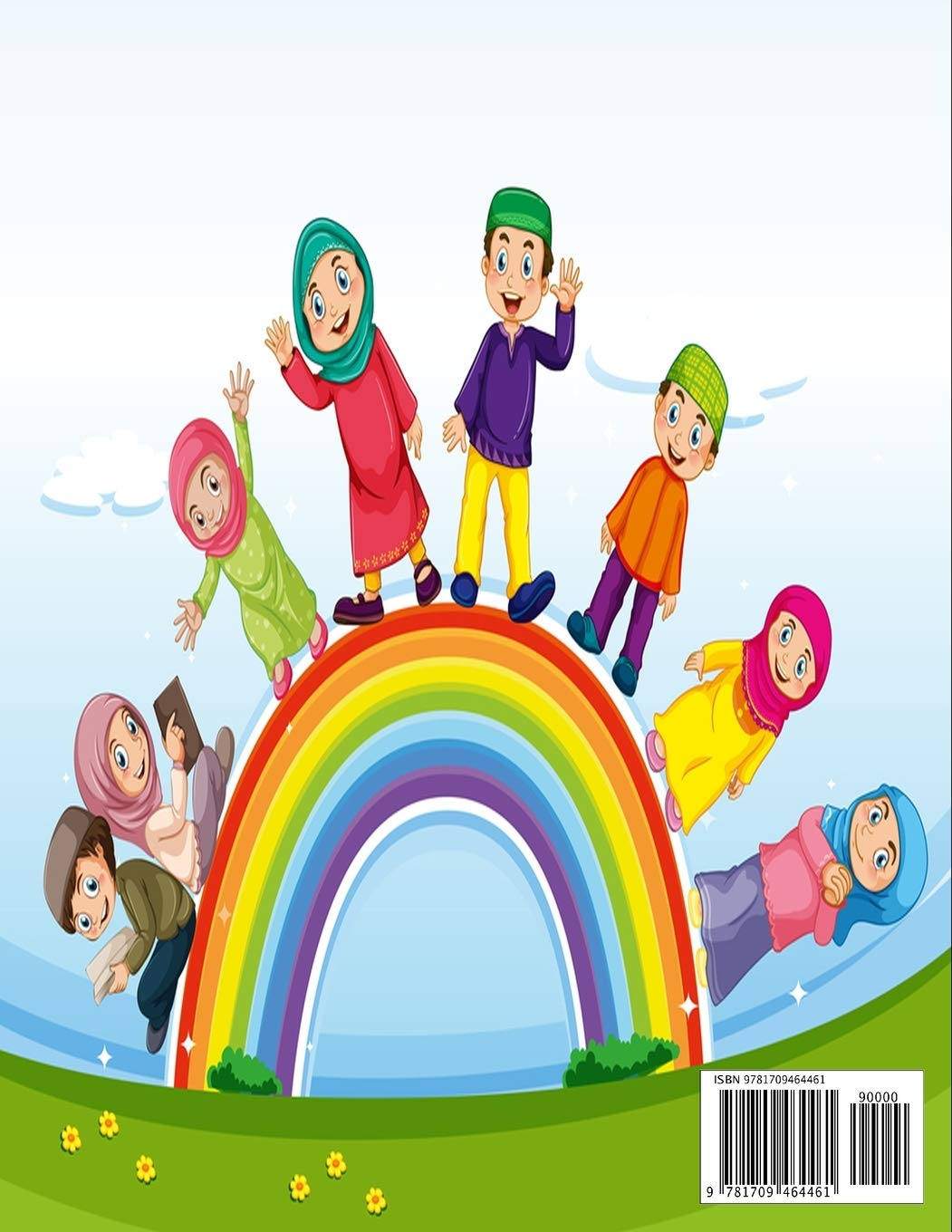 Islamic Coloring Book For Kids Muslim Coloring Notebook Gift For ...