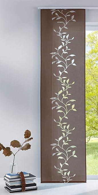 Gardinenbox Flächenvorhang Moderno japonés de separación de ...