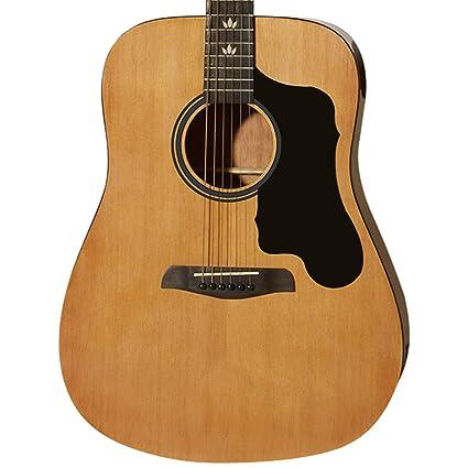 Amazon Com Sawtooth Acoustic Guitar With Custom Black Pickguard