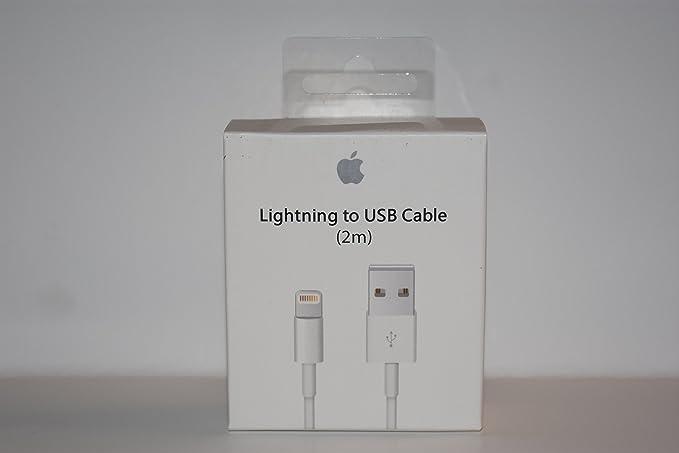 Apple Lightning To Usb Cable 2m Md819zma: Amazon.com: Apple Lightning to USB Cable MD819ZM/A (2m): Cell Phones rh:amazon.com,Design