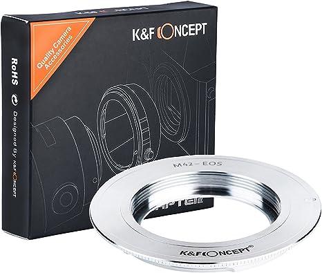 K F Concept Lens Mount Adapter M42 42mm Screw Mount Elektronik